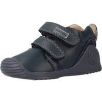 Zapatos Niño Botas de caña baja Biomecanics 161141 Azul