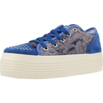 Zapatos Mujer Zapatillas bajas Guess FL1BND LAC12 Azul
