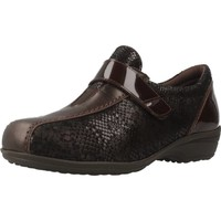 Zapatos Mujer Mocasín Pinoso's 7313 G Marron