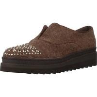Zapatos Mujer Derbie Alma En Pena 429 Marron