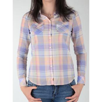 textil Mujer camisas Wrangler Western Shirt W5045BNSF Multicolor