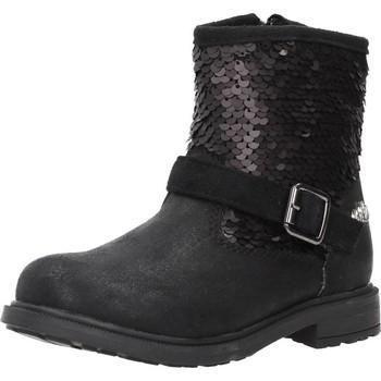 Zapatos Niña Botas de caña baja Lulu 65611 Negro
