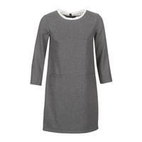 textil Mujer vestidos cortos Betty London LABAMA Gris