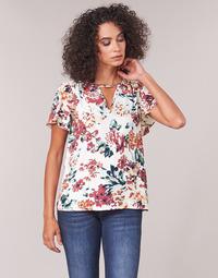 textil Mujer Tops / Blusas Casual Attitude LAURIANA Blanco / Multicolor
