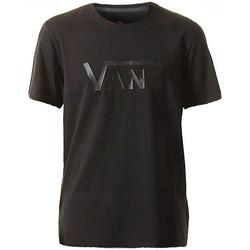 textil Hombre camisetas manga corta Vans Ap M Flying VS Tee VN0004YIBLK