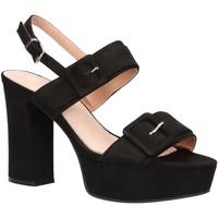 Zapatos Mujer Sandalias Maria Mare 67362 Negro