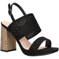 Zapatos Mujer Sandalias Maria Mare 67508 Negro