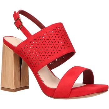 Zapatos Mujer Sandalias Maria Mare 67508 Rojo