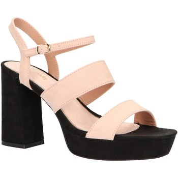 Zapatos Mujer Sandalias Maria Mare 67520 Beige
