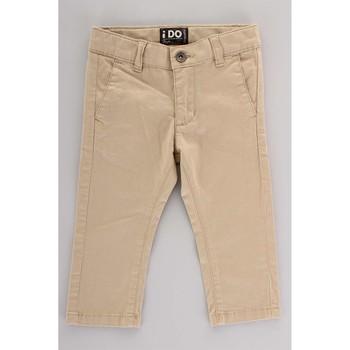 textil Niños Pantalón cargo Ido 4U230 beige