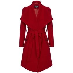 textil Mujer trench Anastasia Milan Red