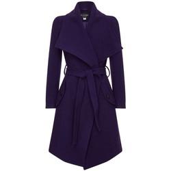 textil Mujer trench Anastasia Sienna Blue