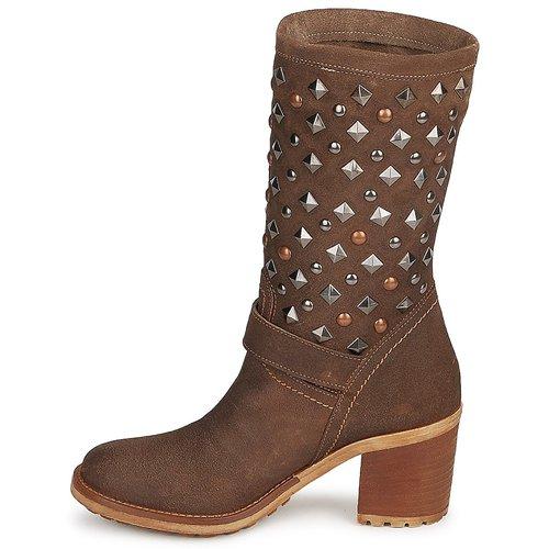 Dotre Botas Meline Urbanas Marrón Mujer Zapatos fY7bg6yv