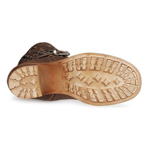 Dotre Botas Zapatos Meline Urbanas Marrón Mujer qSMpUzV