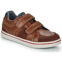 Zapatos Niño Zapatillas bajas André THEOPHILE Marrón