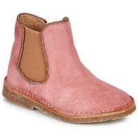 Zapatos Niña Botas de caña baja André ARIA Rosa