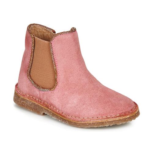 André ARIA Rosa - Envío gratis | ! - Zapatos Botas de caña baja Nino