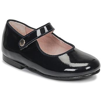 Zapatos Niña Botas de caña baja André MADDI Marino