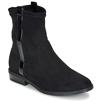 Zapatos Niña Botas de caña baja André AIMIE Negro