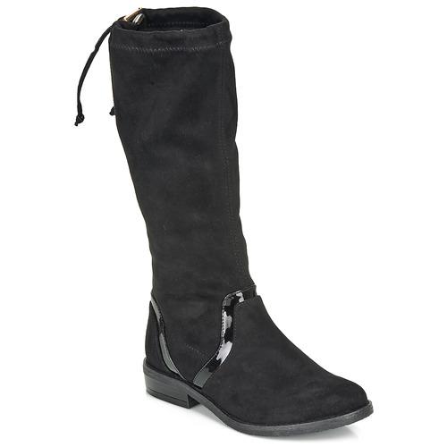 André ALEXINE Negro - Envío gratis | ! - Zapatos Botas urbanas Nino