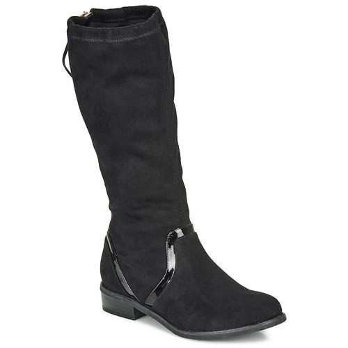 André ALEXINE Negro - Envío gratis   ! - Zapatos Botas urbanas Nino