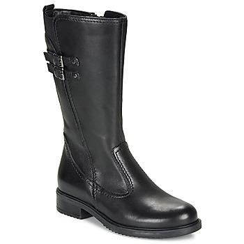 Zapatos Niña Botas urbanas André APOLLINE Negro