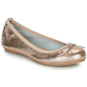 Zapatos Niña Bailarinas-manoletinas André AVA Rosa