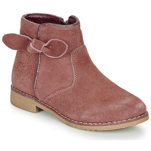 André MALYA Rosa - Envío gratis | ! - Zapatos Botas de caña baja Nino