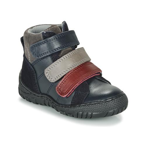 André NOAM Marino - Envío gratis | ! - Zapatos Botas de caña baja Nino