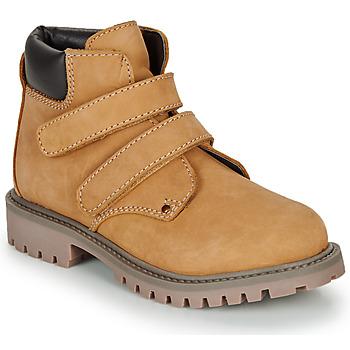 Zapatos Niño Botas de caña baja André PHILDO Marrón