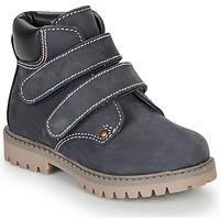 Zapatos Niño Botas de caña baja André PHILDO Marino