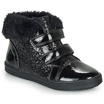 Zapatos Niña Botas de caña baja André JUDITH Negro