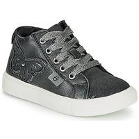 Zapatos Niña Zapatillas altas André MARIPOSA Gris