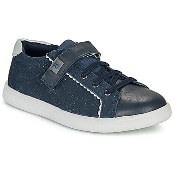 Zapatos Niña Zapatillas bajas André EUGENIA Negro