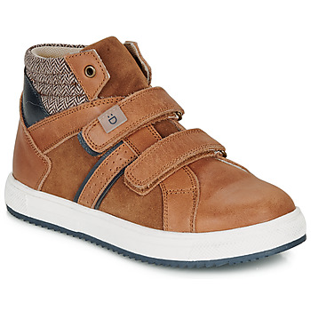 Zapatos Niño Zapatillas altas André TIMOTHE Marrón