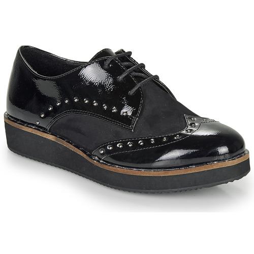 André FENELLA Negro - Envío gratis | ! - Zapatos Derbie Nino