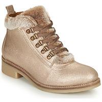 Zapatos Mujer Botas de caña baja André BRISE Beige