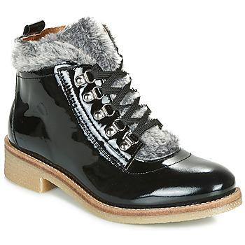 Zapatos Mujer Botas de caña baja André BRISE Negro