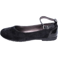 Zapatos Niña Bailarinas-manoletinas It's For You bailarinas gamuza sintética charol negro