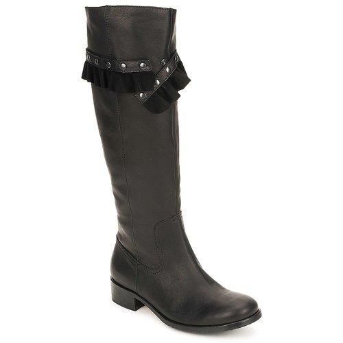 ZapatosMoschino Cheap & CHIC CA2601 la Negro  Descuento de la CA2601 marca 05b6f7