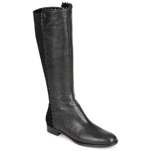 Zapatos Mujer Botas urbanas Moschino Cheap & CHIC CA2612 Negro