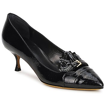 Zapatos Mujer Zapatos de tacón Moschino Cheap & CHIC CA1021 Negro