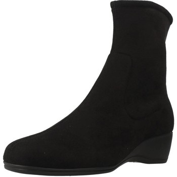 Zapatos Mujer Botines Pinoso's 34631 Negro