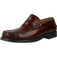 Zapatos Hombre Mocasín Privata M2500 Rojo