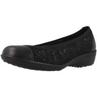 Zapatos Mujer Bailarinas-manoletinas Pinoso's 6842 Negro