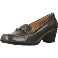 Zapatos Mujer Mocasín Stonefly IRIS II 1 NAPLACK Gris