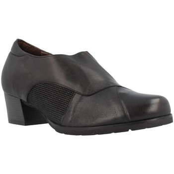 Zapatos Mujer Low boots Mateo Miquel 53353 Negro