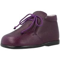 Zapatos Niña Botas de caña baja Landos 61F26 Violeta