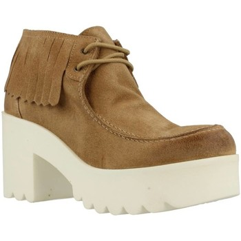 Zapatos Mujer Low boots Istome SARA 5 Marron