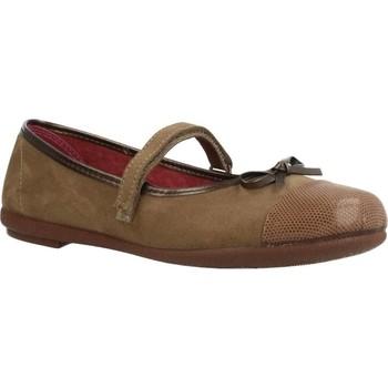 Zapatos Niña Bailarinas-manoletinas Duvic 6225D Marron